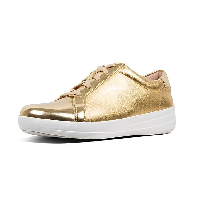 c76ad4ba088b81 Women s F-SPORTY-II Leather Sneakers