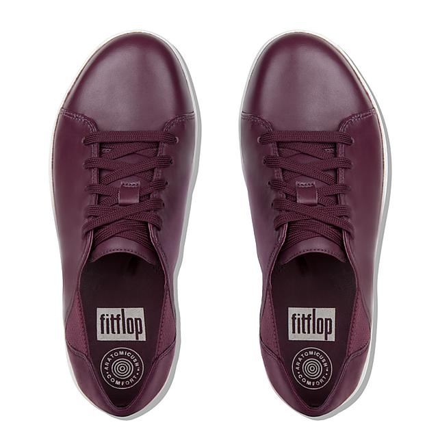 f924ad66d97 Women's F-SPORTY Leather Sneakers