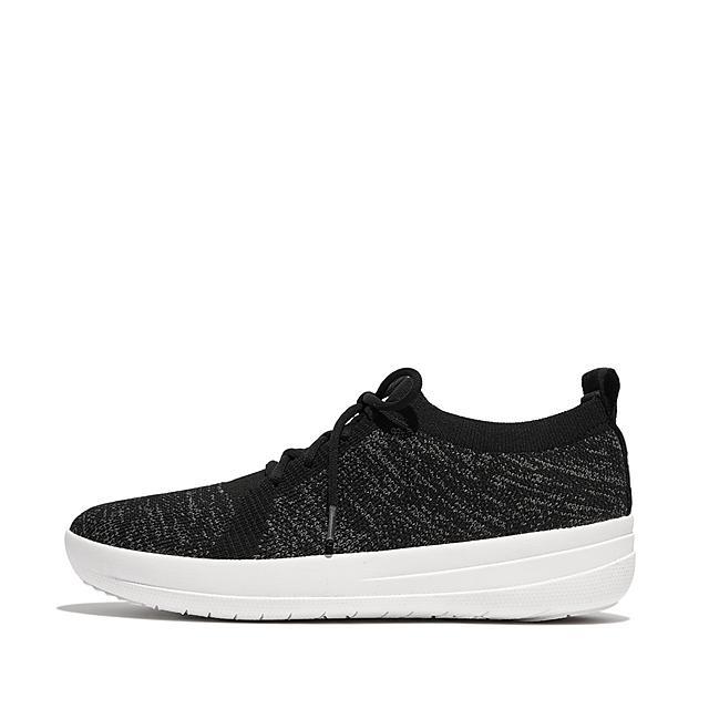 8b9e9a0914e369 Women s F-SPORTY UBERKNIT Textile Sneakers