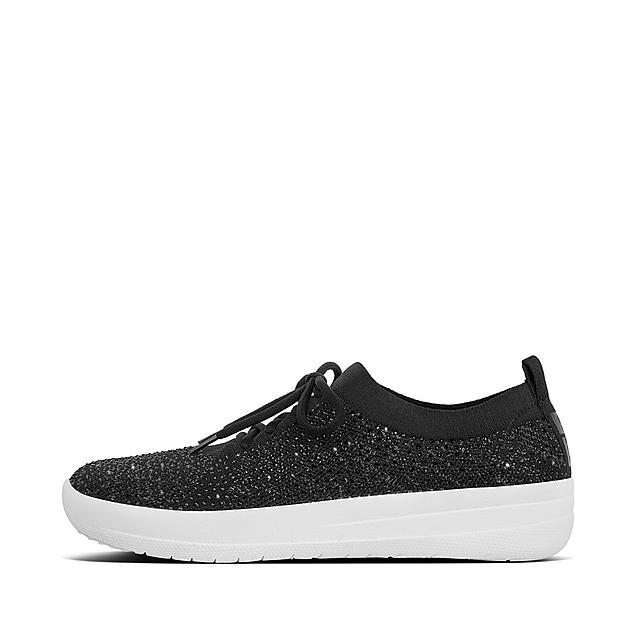 F-SPORTY. Überknit Crystal Sneakers 24e027eb869e
