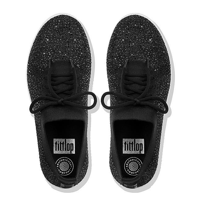 4381b1f1e Women s F-SPORTY UBERKNIT Textile Sneakers