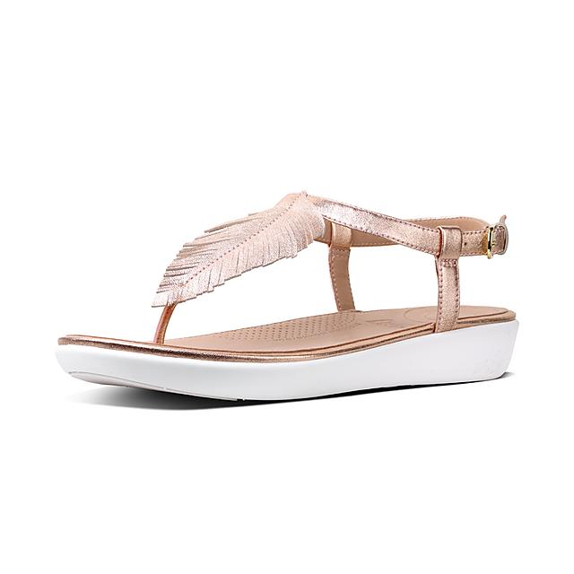 2f157ae72 Women s FEATHER-TIA Leather Back-Strap-Sandals