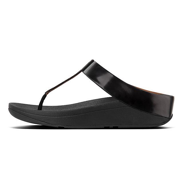207e62f84 Women s FINO Faux-Leather Toe-Thongs