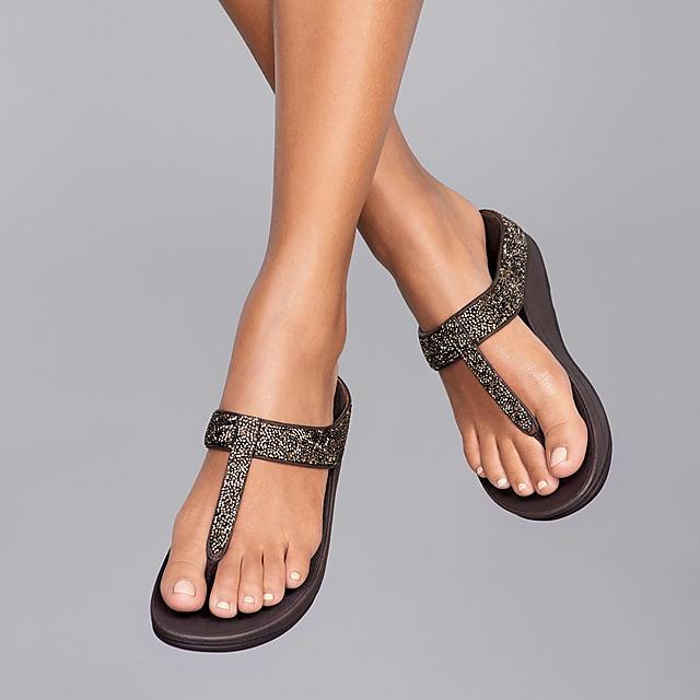 146a3712871f Women s FINO Microfibre Toe-Thongs