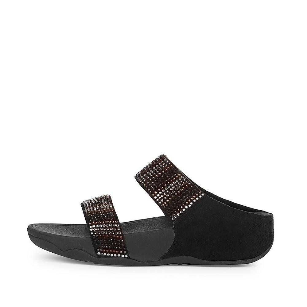 Women's Flare Strobe Slide Sandal