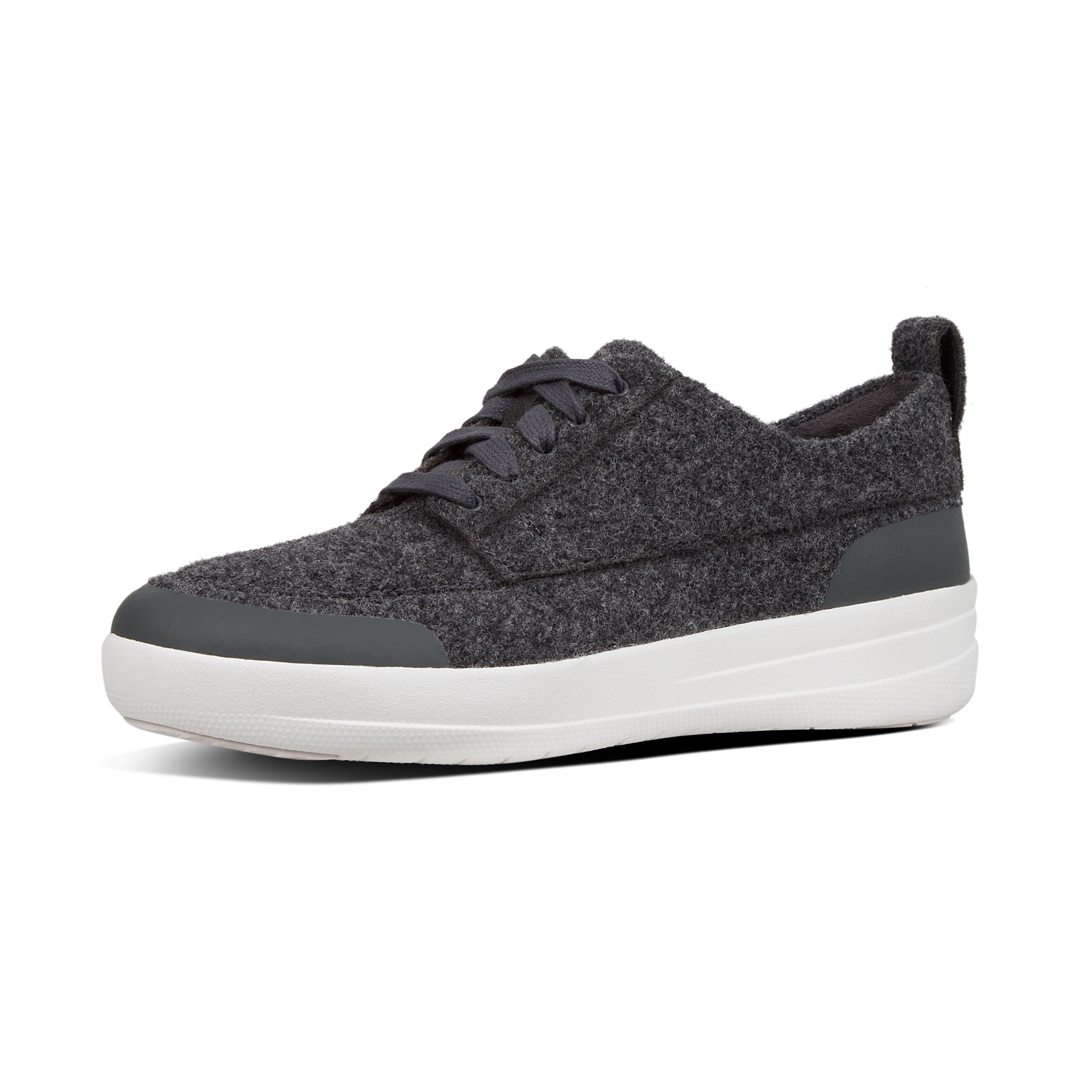 Live in sneakers? Then make sure you're equipped with a pair of these for when it gets chillier. Crafted in soft, warm woollen felt, and featuring our ultra-light, all-day cushioning Anatomicush midsole tech, they're guaranteed to keep feet snug (and effortlessly stylish).
