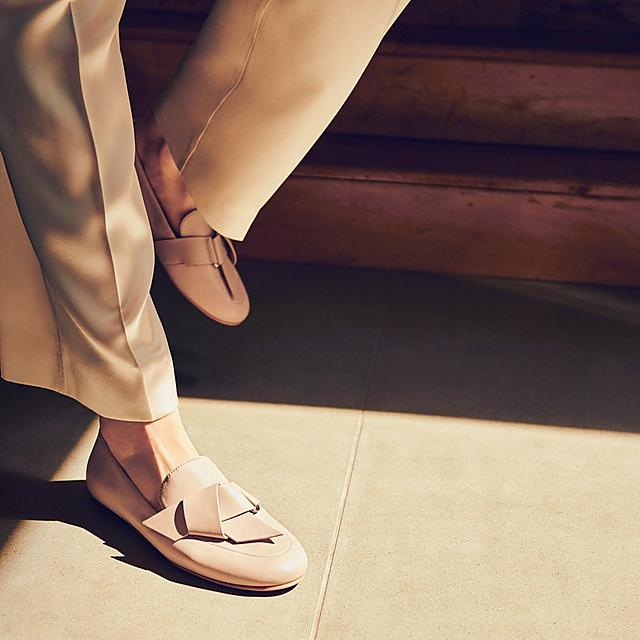 FitFlop Lena Loafers for women.