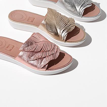 F-Sporty Laceup Sneaker, Baskets Femme, Blanc (Urban White), 37 EUFitFlop