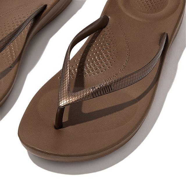 ba0f0235eec6 Women s IQUSHION Rubber Flip-Flops