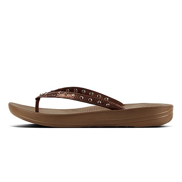 e9a4b01a4 Women s IQUSHION Rubber Flip-Flops