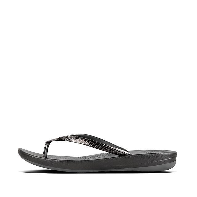 1c2ce7ddb25e Women s IQUSHION Rubber Flip-Flops