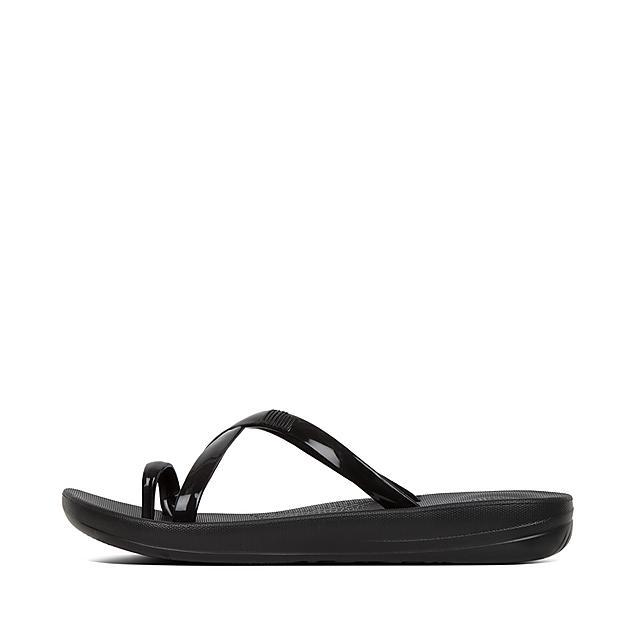 67b87a64f5bf Women s IQUSHION Rubber Flip-Flop-Slides