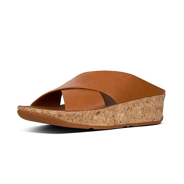 be39b668557d Women s KYS Leather Slides