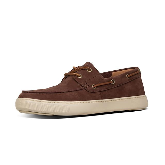 95dfbe1cc4edb3 Men s LAWRENCE Leather Boat-Shoes