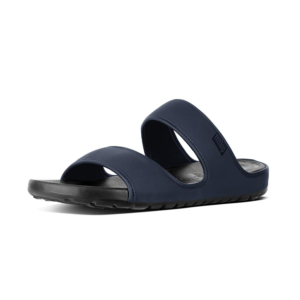 Sale Cost FitFlop Lido Double Slide Sandals Websites Cheap Price Clearance Finishline sVE16Gu