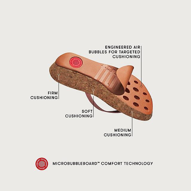 f62b08e89e2f4 Women's LINNY Leather Toe-Thongs