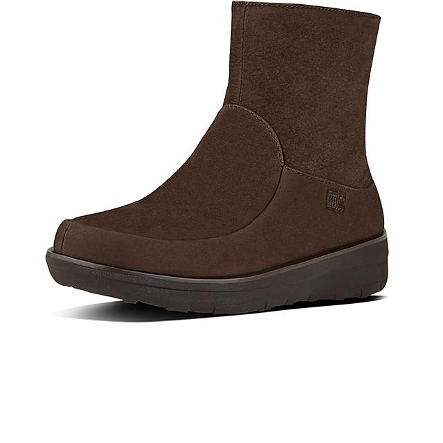 2f7601494 Women s LOAFF Leather Boots