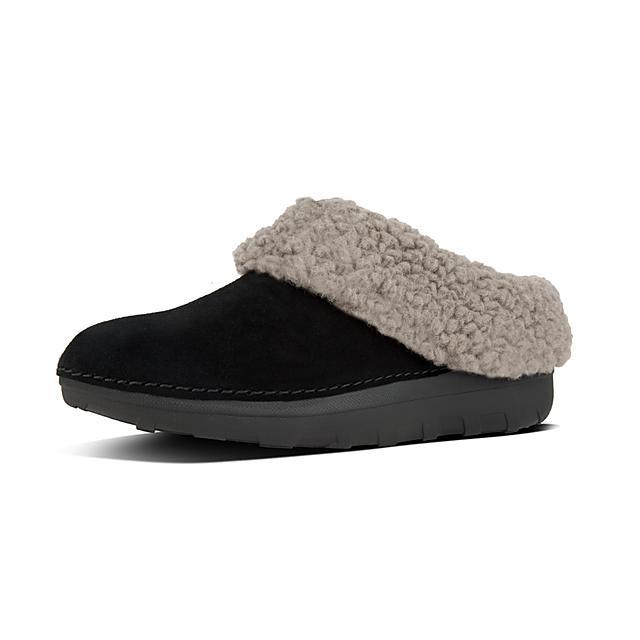 8d5f8f9246cf50 Women s LOAFF Suede Slippers