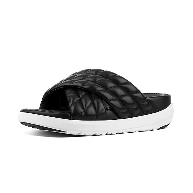 ebc812aab3d503 Women s LOOSH-LUXE Leather Slides
