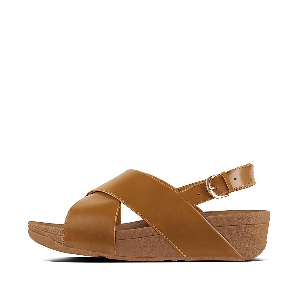 FitFlop Lulu Cross-Back Strap Sandal