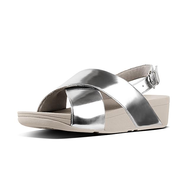 29f2c73f5db6 Women s LULU Faux-Leather Back-Strap-Sandals