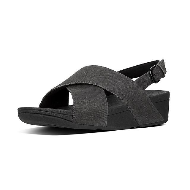 c9fd9b1d9a0b Women s LULU Textile Back-Strap-Sandals