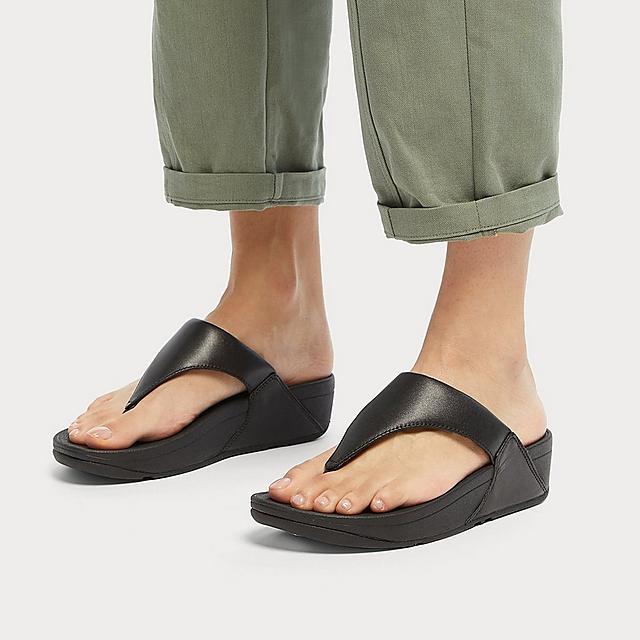c79b61baf Women s LULU Leather Toe-Thongs
