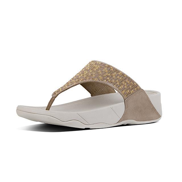 166725850fa Women s LULU Textile Toe-Thongs