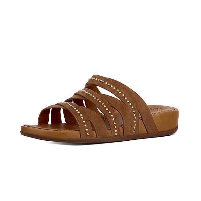 9cf298cbed9f0 Women s LUMY Suede Back-Strap-Sandals