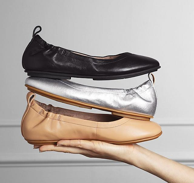 67be76be0ee9 Introducing the Allegro Extra Comfortable Ballet Flat