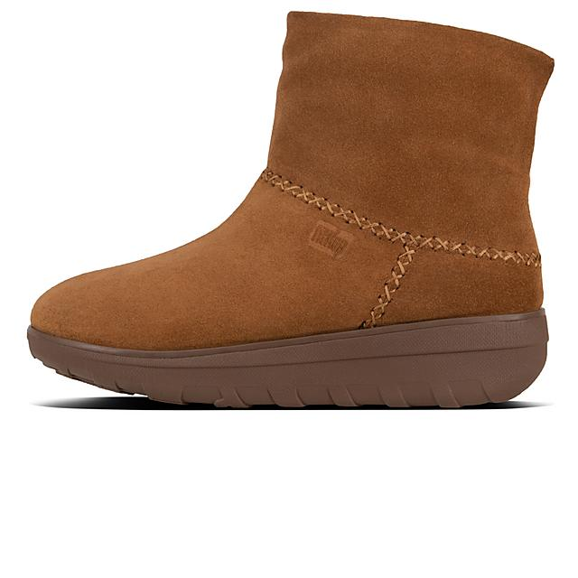 1dad464146d3e3 MUKLUK SHORTY II. Suede Boots