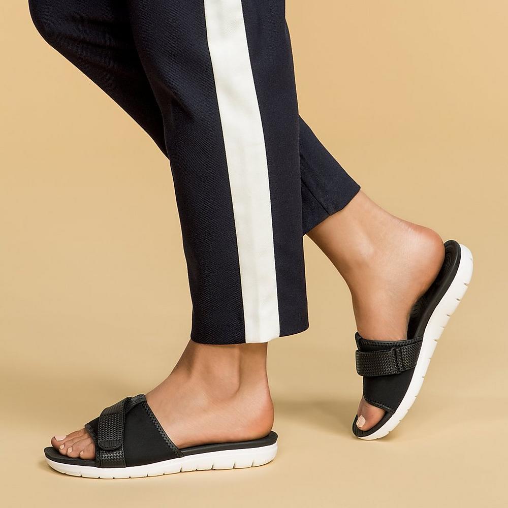 FitFlop Women's Neoflex Slide Sandal 74yki2THR