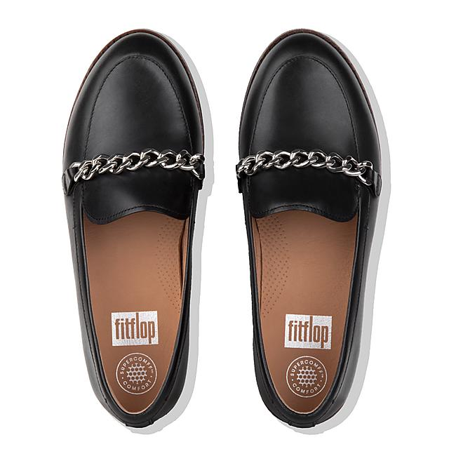 a7d9ab70bcd191 Women s PETRINA Leather Loafers