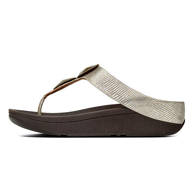 e9cddff38fc2 Women s PIERRA Faux-Leather Toe-Thongs