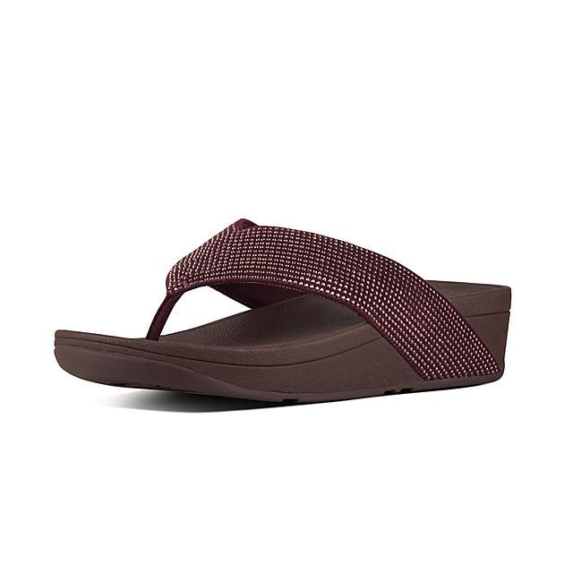 72583f372 Women s RITZY Microfibre Toe-Thongs