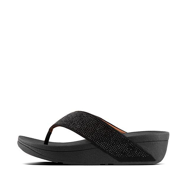 34bf18a7b9b7 Women s RITZY Microfibre Toe-Thongs
