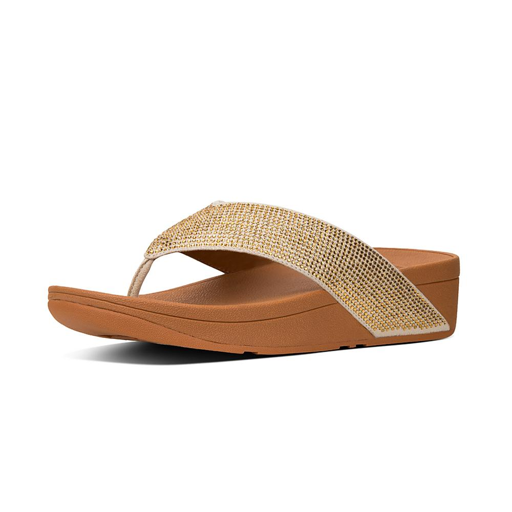 Women Ritzy Toe Thong Sandals FitFlop