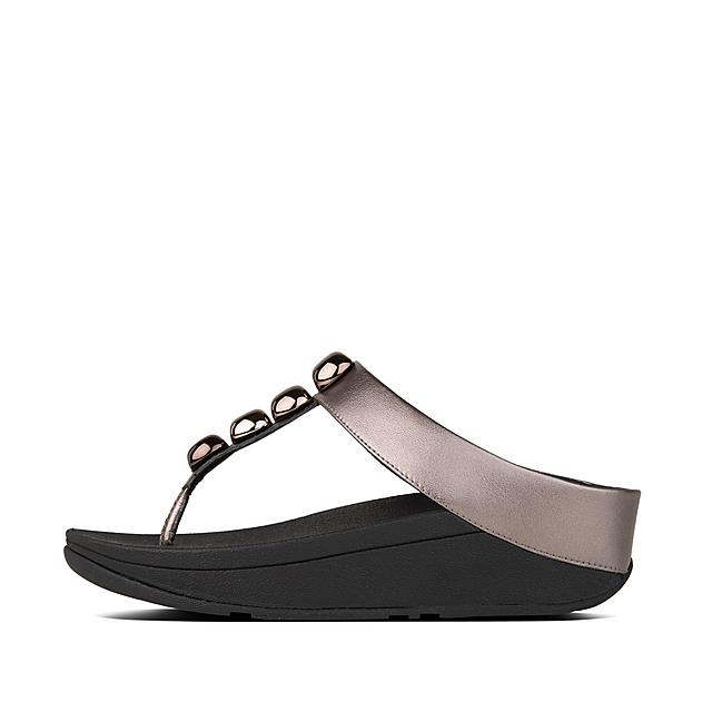 c13d0cbd878 Women s ROLA Faux-Leather Toe-Thongs