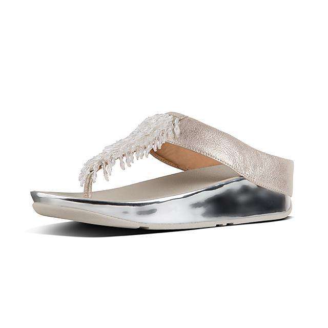 7fb417e5945c Women s RUMBA Leather Toe-Thongs