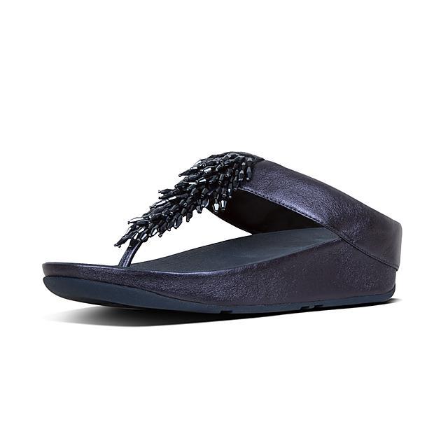 a683c5e41d6200 Women s RUMBA Leather Toe-Thongs