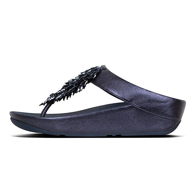 8a17294ad2e957 Women s RUMBA Leather Toe-Thongs