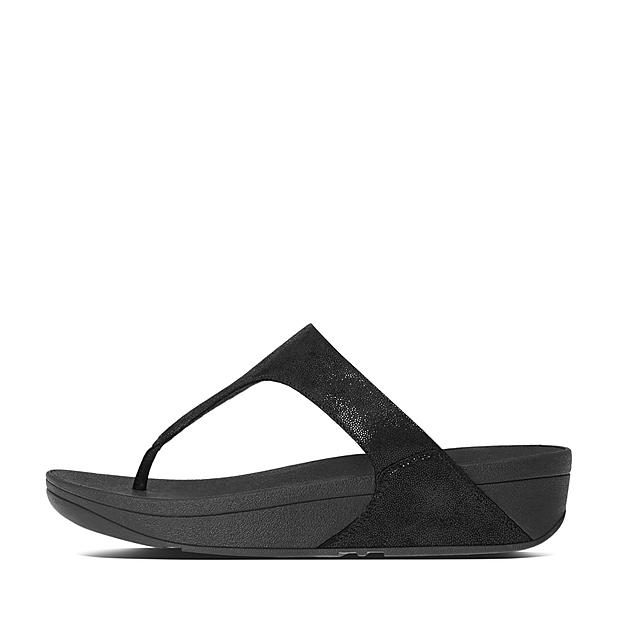 3ab0bf59a8b Women s SHIMMY Suede Toe-Thongs