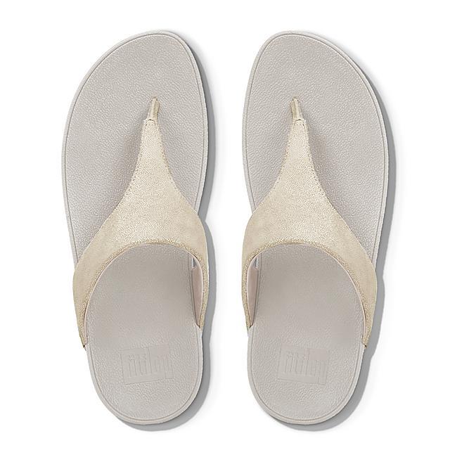 4b10d57a4ed6 Women s SHIMMY Suede Toe-Thongs