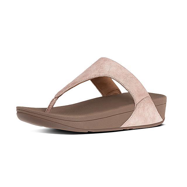 d342c3f02030 Women s SHIMMY Suede Toe-Thongs