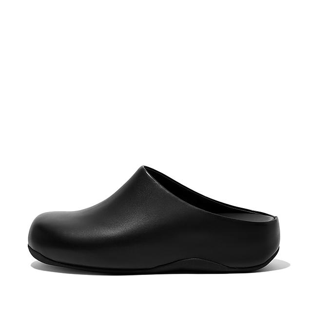 464325999 Women s SHUV Leather Clogs