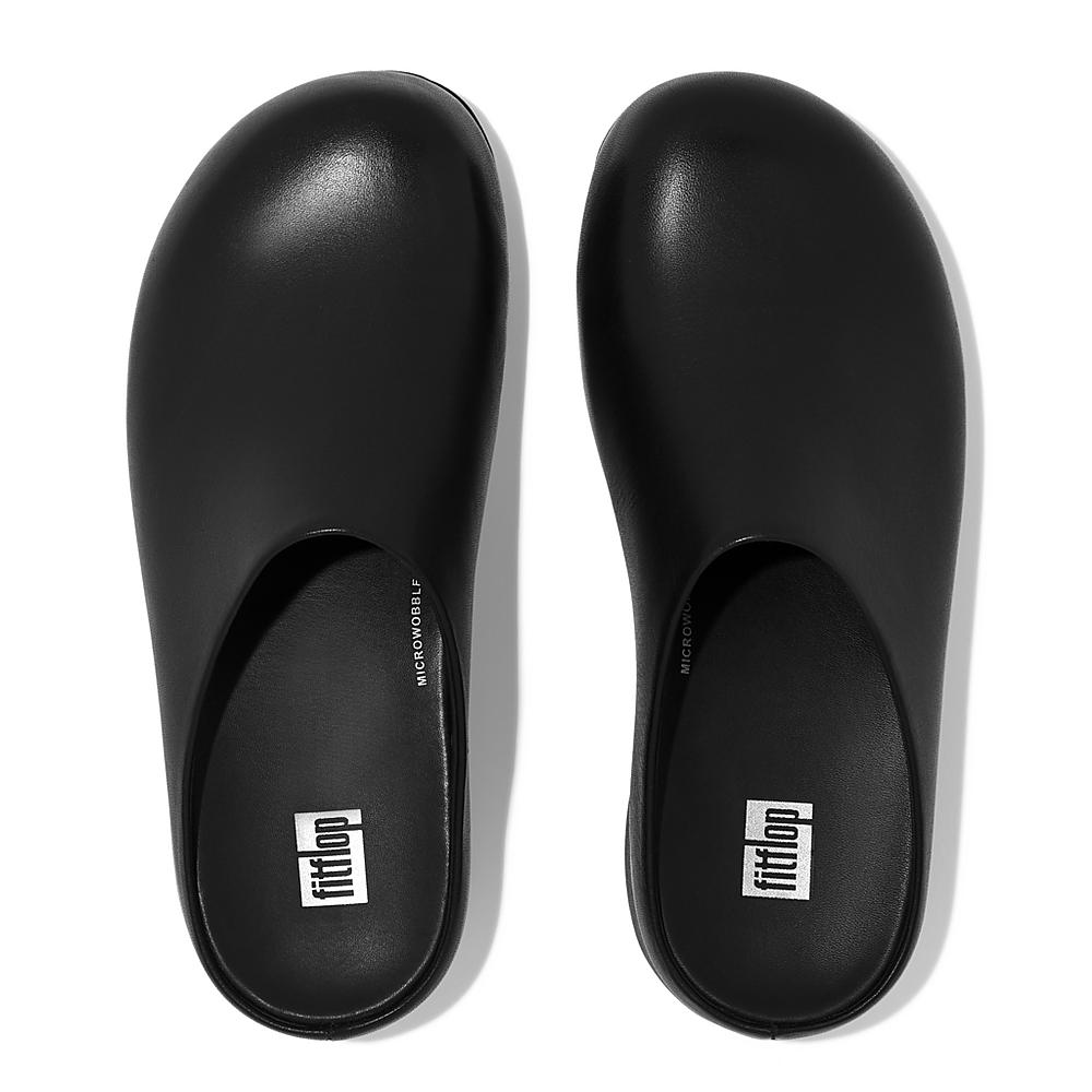 FitFlop Shuv™ Leather cCph8bl