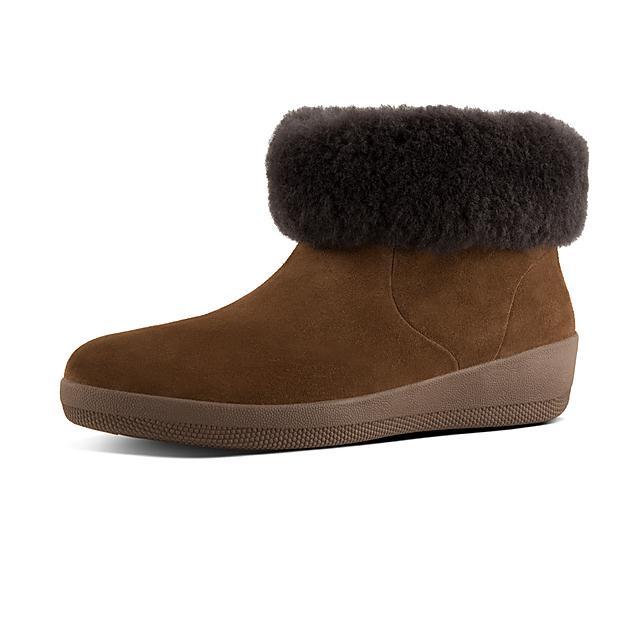 37b9fad5bb7256 Women s SKATEBOOTIE Suede Boots