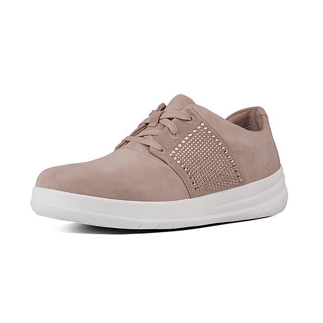 97ff454bf1b Women s SPORTY-POP Suede Sneakers