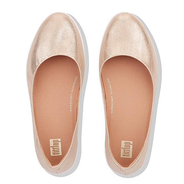 82d98afb6b06 Women s SUPERBALLERINA Microfibre Ballet Flats