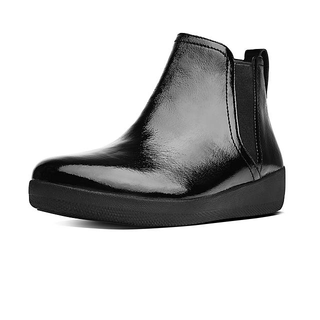 16f57d3fb Fitflop™ Women s Superchelsea Patent Boot Black